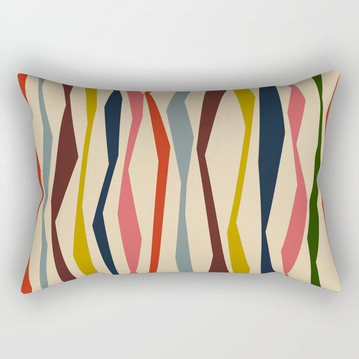 Bloomsbury Stripe Rectangular Pillow