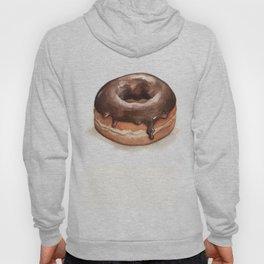 Chocolate Glazed Donut Hoody
