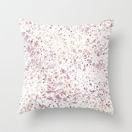 Festive Abstract 1 Throw Pillow