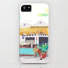 In Lululu island iPhone Case
