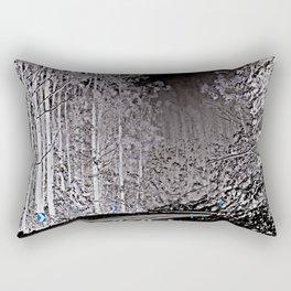 Creepy Night Rectangular Pillow