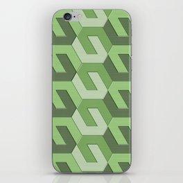 Geometrix LXII iPhone Skin
