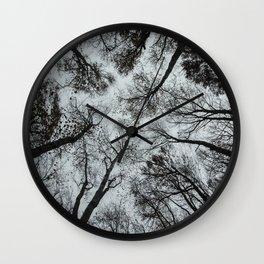 Forest dweller Wall Clock