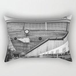 Red Hook Rustic Rectangular Pillow