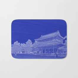 Heian Shrine Bath Mat