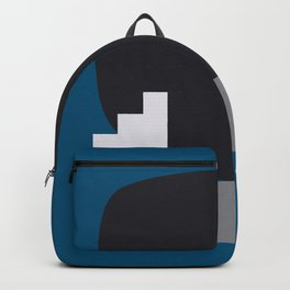 Shape study #4 - Stackable Collection Backpack