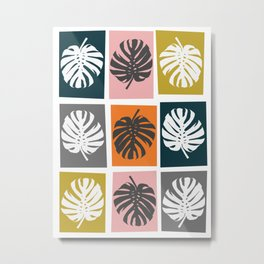 Natural plants IV Metal Print