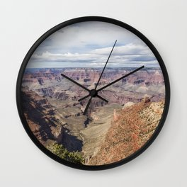 Grand Canyon No. 6 Wall Clock