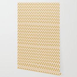 Pizza Pattern Wallpaper