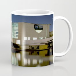 Nocturnal landscape of Berlin Coffee Mug