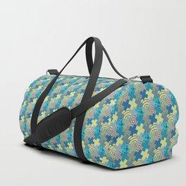 X Marks the Spot Duffle Bag