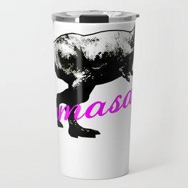 Mothers Day - Mamasaurus Travel Mug