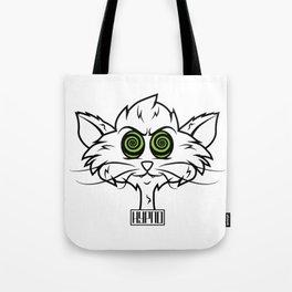 HYPNO KITTY Tote Bag
