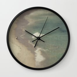 Lone Rider Wall Clock