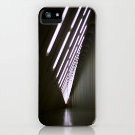 World Trade Center, Freedom Tower Transit Abstract iPhone Case