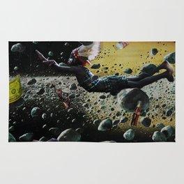 Astro Boy | Collage Rug
