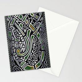 Celtic Birds Knot Work 3D Stationery Cards