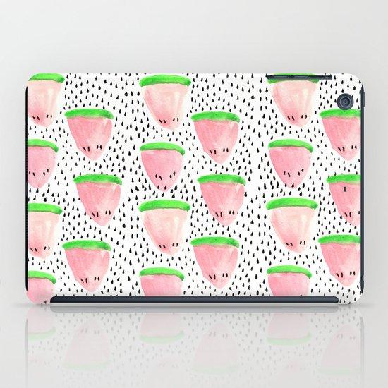 Watermelon Print II iPad Case