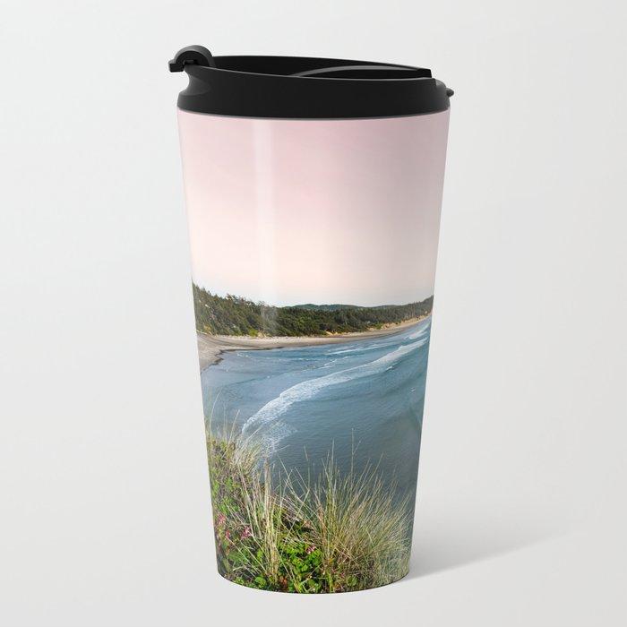 Sea Bliss Metal Travel Mug