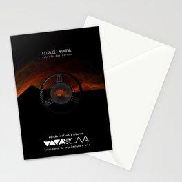 """Vaca - MP: """"Mad Vaca - Estrada das Cordas"""" Stationery Cards"""