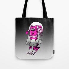 Strombot - Pink Robot Tote Bag