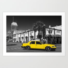 KEY WEST Sloppy Joe's Bar Art Print