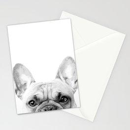Bruno The French Bulldog Stationery Cards