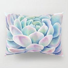 succulent watercolor 11 Pillow Sham