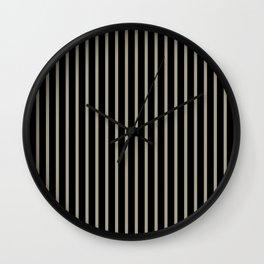 Modern Coastlines Wall Clock