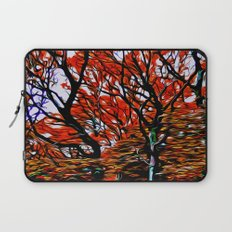 Raging Trees Laptop Sleeve