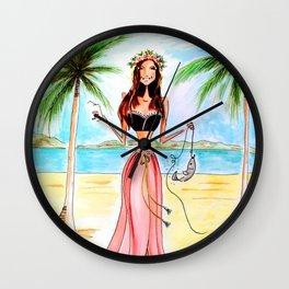 Suzylee Wall Clock
