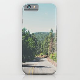 Santa Fe National Forest ... iPhone Case