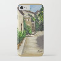 arab iPhone & iPod Cases featuring Arab Baths in Palma DP150724a by CSteenArt