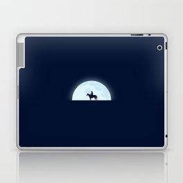 Cowboy Moonset Laptop & iPad Skin