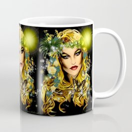 The Elementals - Paivatar the Summer Sentinel Coffee Mug
