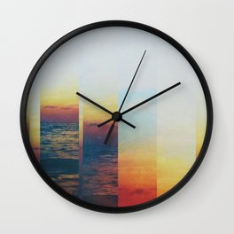 Fractions A21 Wall Clock