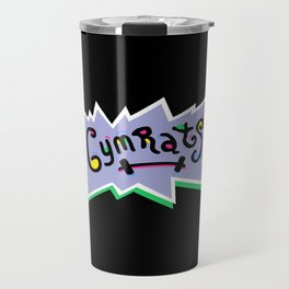 Gym Rats Travel Mug
