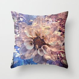 Everbloom Throw Pillow