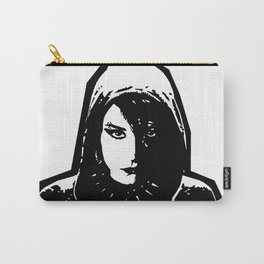 Lisbeth Salander - The Girl with the Dragon Tattoo Carry-All Pouch