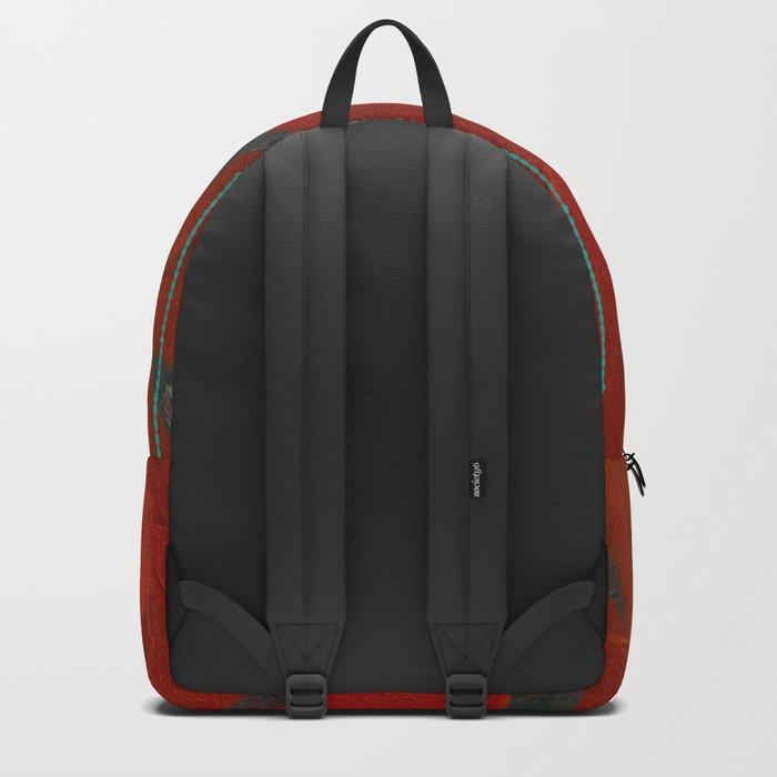 Tribal Flair Backpack
