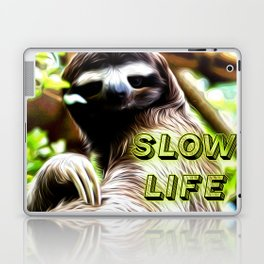 Slow Life Laptop & iPad Skin
