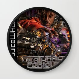 JUICE WRLD - DEATH RACE FOR LOVE Wall Clock