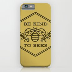 Be Kind To Bees iPhone 6s Slim Case