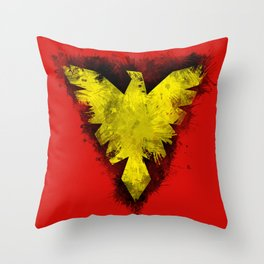 Phoenix - X-Men Throw Pillow