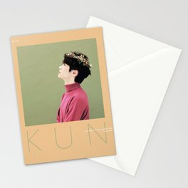 NCT 2018 - Kun Stationery Cards