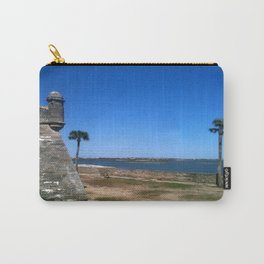 St. Augustine 2012 The MUSEUM Zazzle Gifts - Society6 Carry-All Pouch