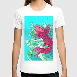 Lucky Koi T-shirt
