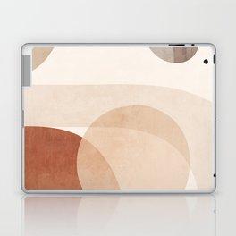 Abstract Minimal Shapes 16 Laptop & iPad Skin