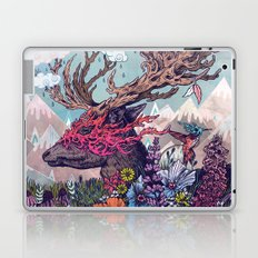 Journeying Spirit (deer) Laptop & iPad Skin