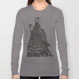 Wolf  Long Sleeve T-shirt